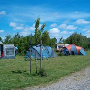 Mini camping Delflandhove in Delft, boerderijcamping in Zuid-Holland