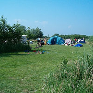 Minicamping Delflandhoeve in Delft, boerderijcamping in Zuid-Holland