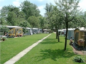 Mini camping De mulderije in Hekendorp, boerencamping in Zuid-Holland